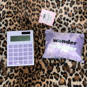 ♠️Bundle of Kate Spade calculator and tote bag♠️